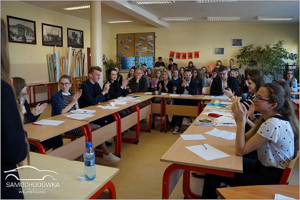 Klasa prawnicza. Debaty 02
